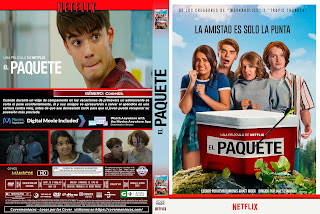 CARATULA EL PAQUETE - THE PACKAGE - 2018
