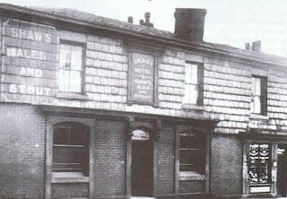 Derby Hotel  Halliwell Road Bolton 1931