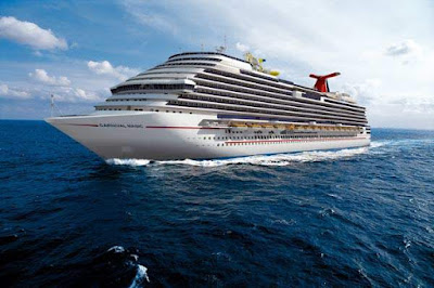 Carnival Cruises' Carnival Magic to Sail From Miami, New York, Barcelona, and Port Canaveral Florida