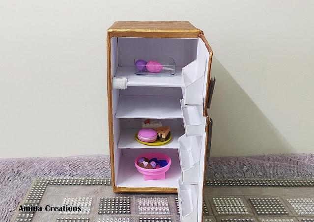 Toy Refrigerator