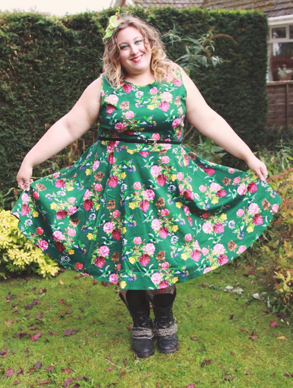 9f975fb9f35 Lady V London Hepburn Dress Review
