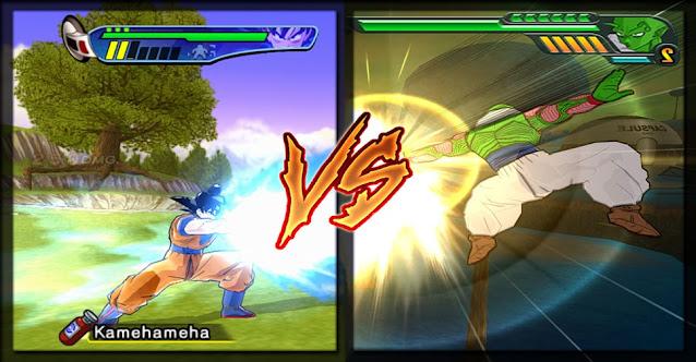 Dragon Ball Z - Budokai Tenkaichi 3 Download ISO PS2