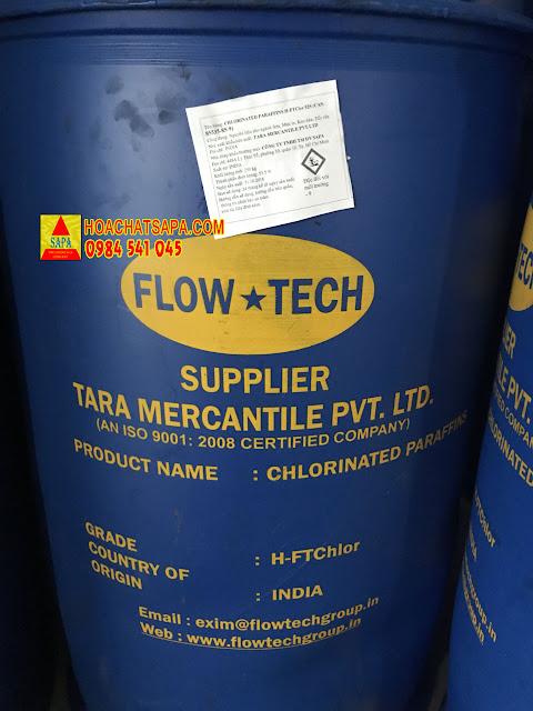 Hóa Chất SAPA | Parafin Chlor hóa S52 Ấn Độ