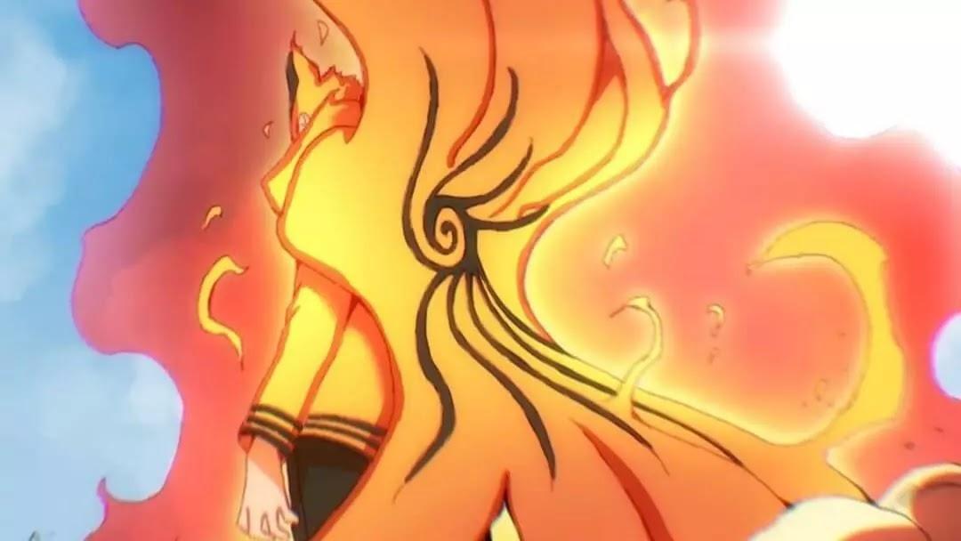 [Mode Baryon] Mengenal Mode Baryon, Mode Terakhir Naruto Uzumaki