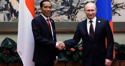 contoh hubungan antar negara