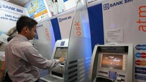 Biaya Tarik Tunai di ATM BRI