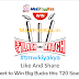 IPL 2018 Contest Win 1 Lakh Every Match
