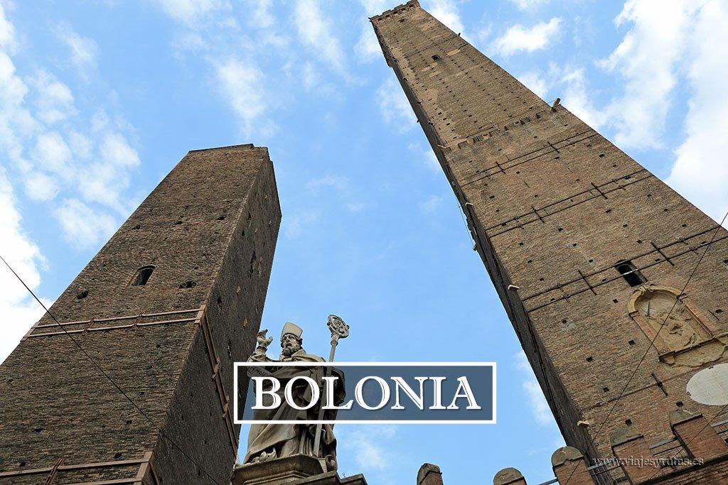 Lugares imprescindibles que ver en Bolonia