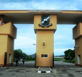 COURSES OFFERED IN GOMBE STATE UNIVERSITY OF SCIENCE AND TECHNOLOGY,GOMBE STATE UNIVERSITY OF SCIENCE AND TECHNOLOGY COURSES,GSUTECH,www.gsutech.edu.ng
