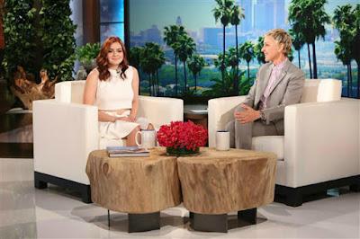Modern Family's Ariel Winter Talks Family Drama on Ellen