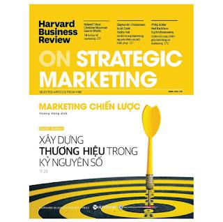 HBR On Strategic Marketing - Marketing Chiến Lược ebook PDF-EPUB-AWZ3-PRC-MOBI