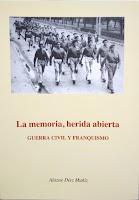 La memoria, herida abierta de Alazne Díez Muñiz