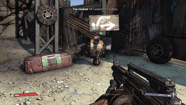 Borderlands 1 Free Download Full Version Screenshot 1