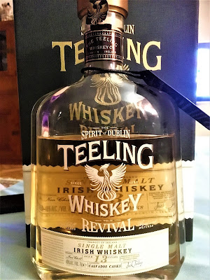 Whiskey Teeling - Irish Whiskey - Güisqui irlandés - Whisky - Copa de Europa - Champions League - 12ª Copa de Europa del Real Madrid - Real Madrid - Cardiff - ÁlvaroGP - el troblogdita - el gastrónomo