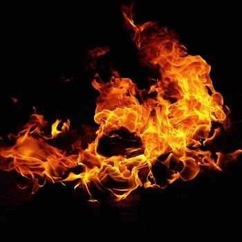 भोपाल समाचार : शव को जंजीर से बांधकर जलाया गया