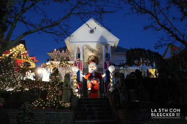 Visitar luces de Navidad de Dyker Heights en Nueva York 5