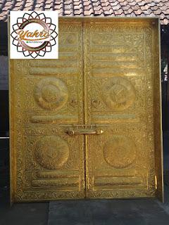Pintu Kabah tembaga