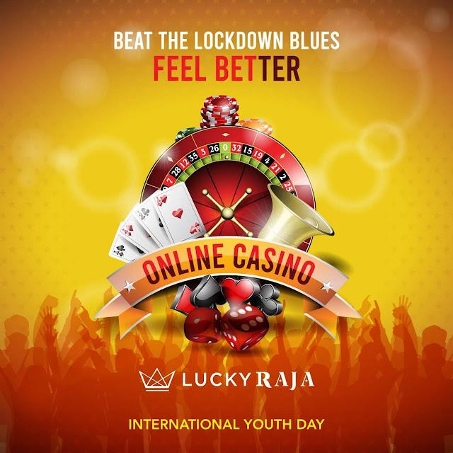 Lucky raja , online casino