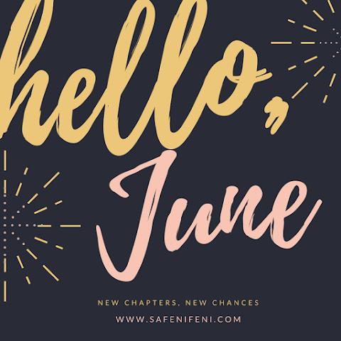 Welcome June !