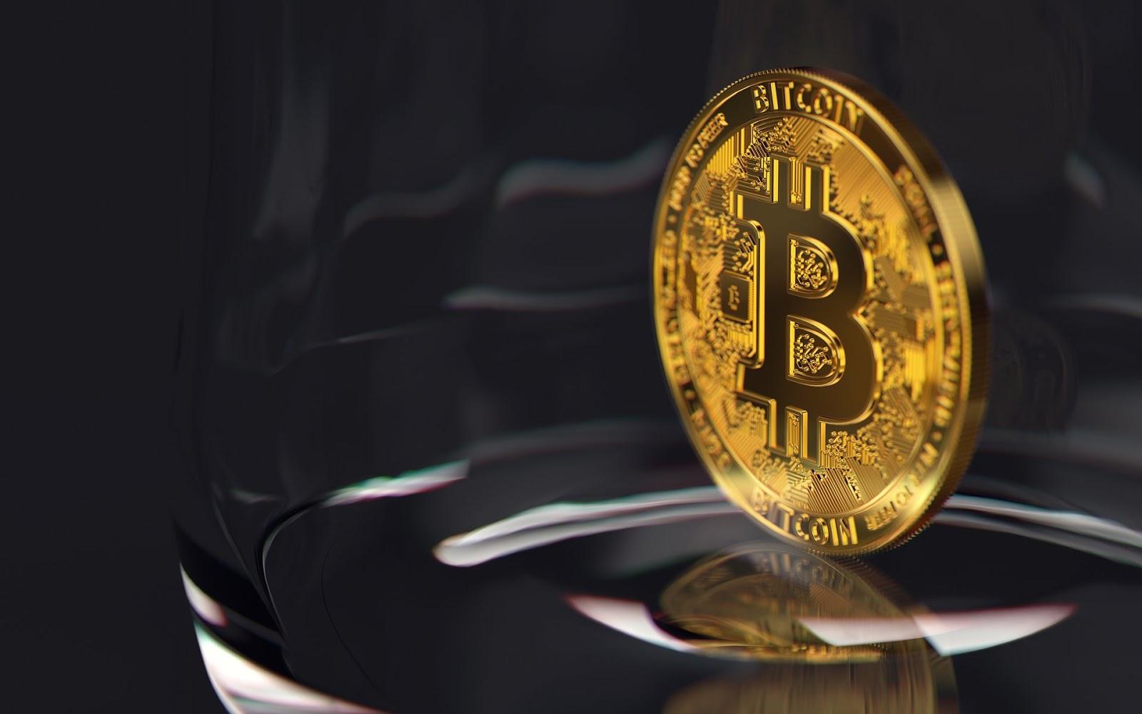 بيتكويين bitcoin ico