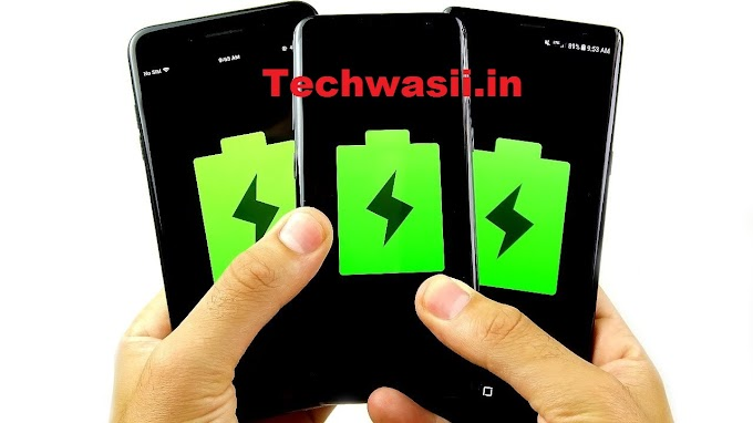 Tips to Save Battery in your Smartphone By TechWasii