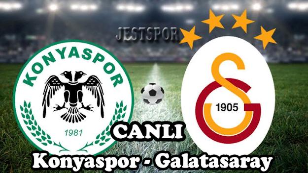 Konyaspor - Galatasaray Jestspor izle