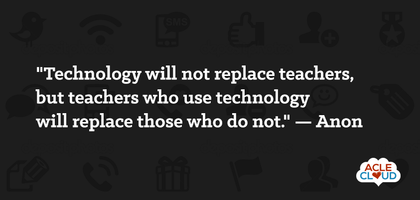 Double The Trouble Quotes: Technology Teacher Quotes. QuotesGram