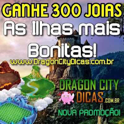 As Ilhas mais Bonitas de Janeiro - Ganhe 300 Joias!