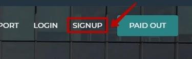Регистрация в Finexgen