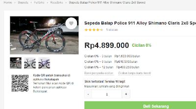 roadbike police 911