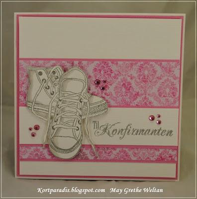 Maiutfordring : konfirmasjon/bryllup