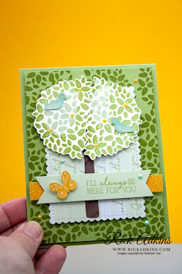 Paper Pumpkin Alternative, April 2020 Alternative Paper Pumpkin Project, Rick Adkins, Stampin' Up!, Paper Pumpkin