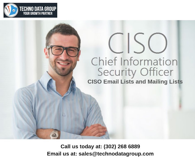 Best CISO Email Lists & Mailing Lists in USA