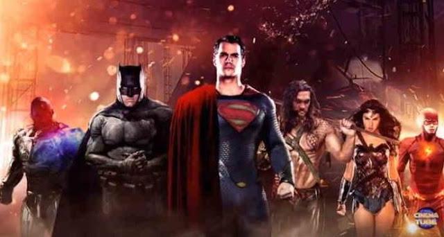 Daftar Pemain Film Justice League 2017 - Sinopsis dan Trailer