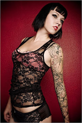 temporary sleeve tattoos are badass and wholly eye 31+ Latest Temporary Sleeve Tattoos For Women To Be Attractive