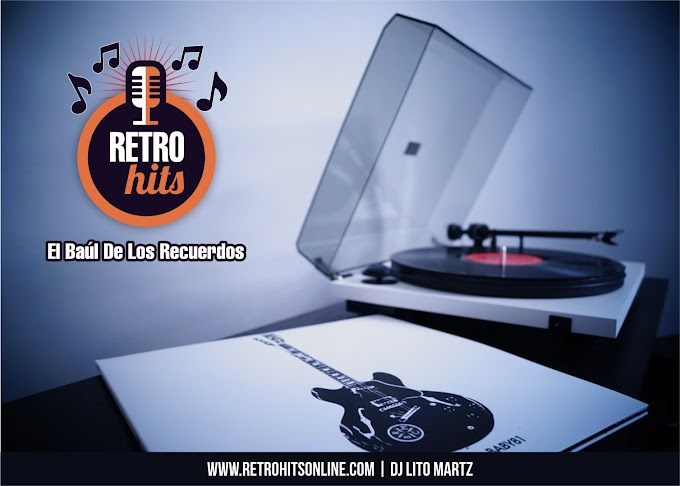 Retro Hits Mix Vol. 1 - DJ Lito Martz