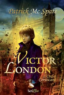Victor London, l'ordre coruscant de Patrick McSpare
