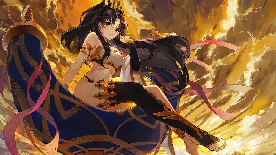 Ishtar, Fate/Grand Order, 4K, #6.2302