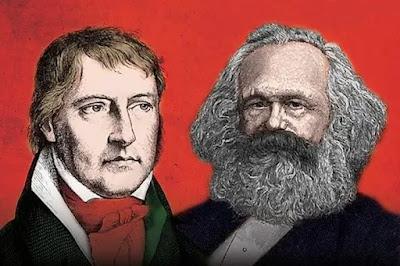 Hegel y Marx: Una brevísima introducción