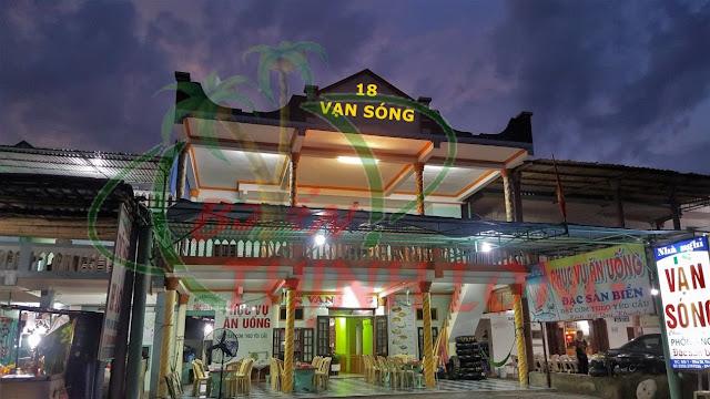 Khách sạn/ Nhà hàng/ Nhà nghỉ Vạn Sóng, Bãi biển Thịnh Long, huyện Hải Hậu, tỉnh Nam Định