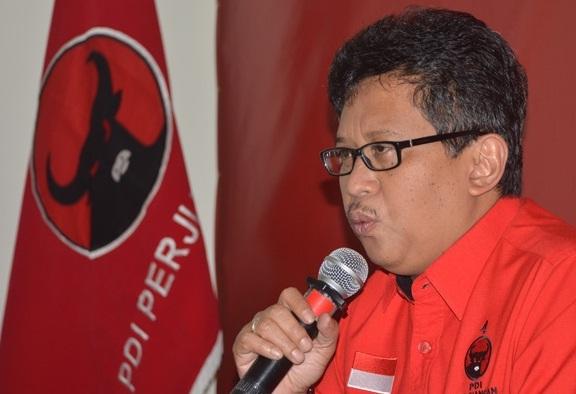 PDI Perjuangan Minta Kader Tetap Tenang Dan Jaga Disiplin : kabar Terbaru Hari Ini