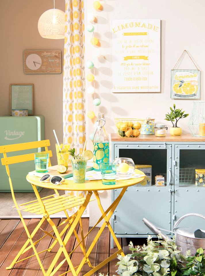 mint and lemon home style