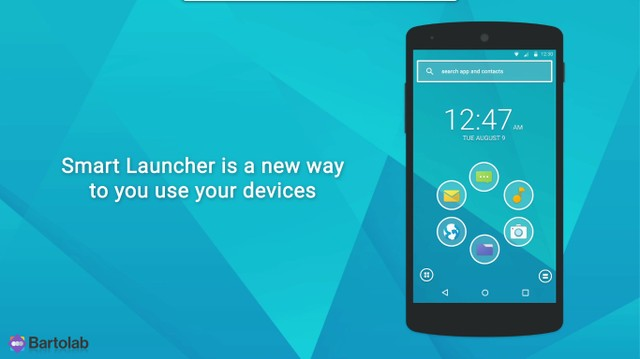 Smart Launcher 3 for Android