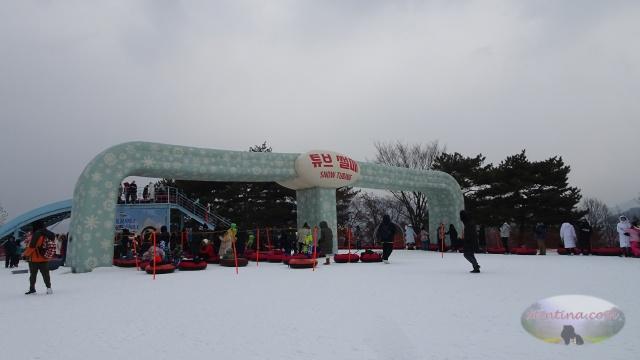 Vivaldi Park Snowy Land Klook