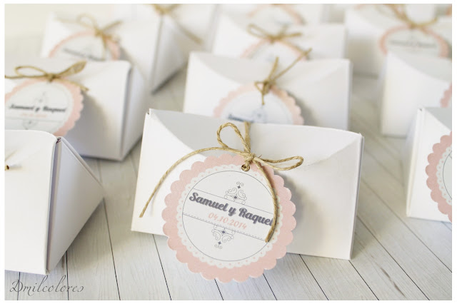 cajitas para detalles de boda
