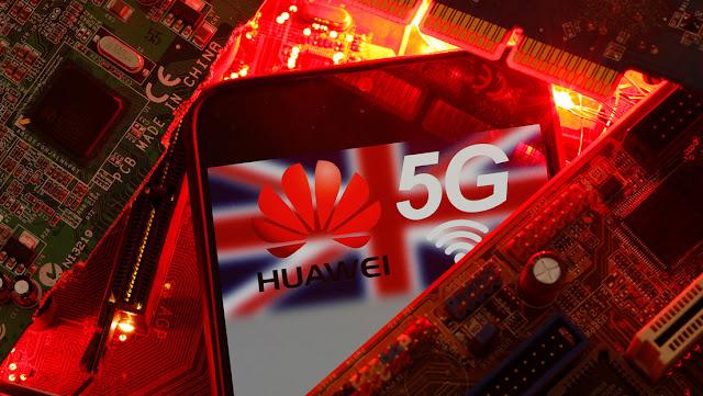 El secretario general de la OTAN insta al Reino Unido a revisar el papel de Huawei en su red de 5G