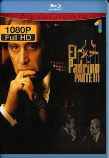 El padrino: Parte III (The Godfather: Part III) (1990) [1080p BRrip] [Latino-Inglés] [LaPipiotaHD]