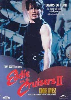Eddie and the Cruisers II: Eddie Lives! (1989)