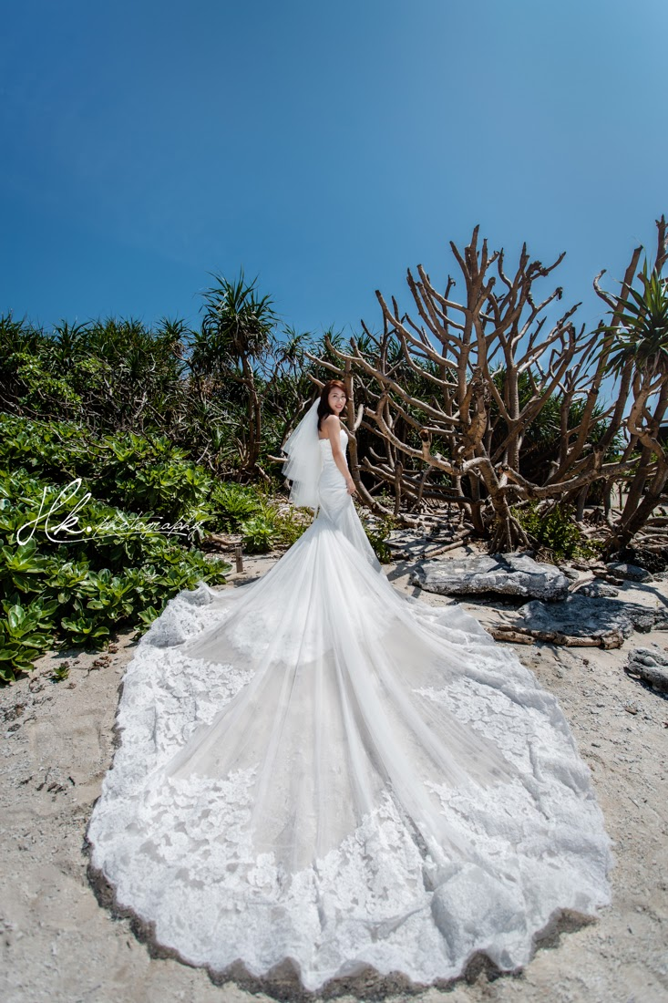 沖繩婚紗, 沖繩無人島婚紗, 古宇利橋婚紗, 美國村婚紗, 備瀨婚紗, 萬座毛婚紗, 百年大家, 沖繩私密點, 海外婚紗, 日本婚紗,