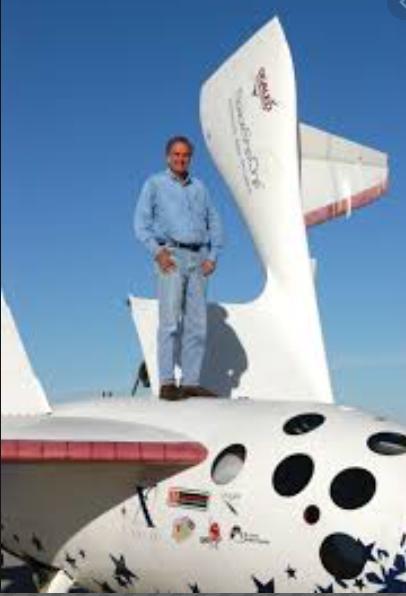 Burt Rutan biography